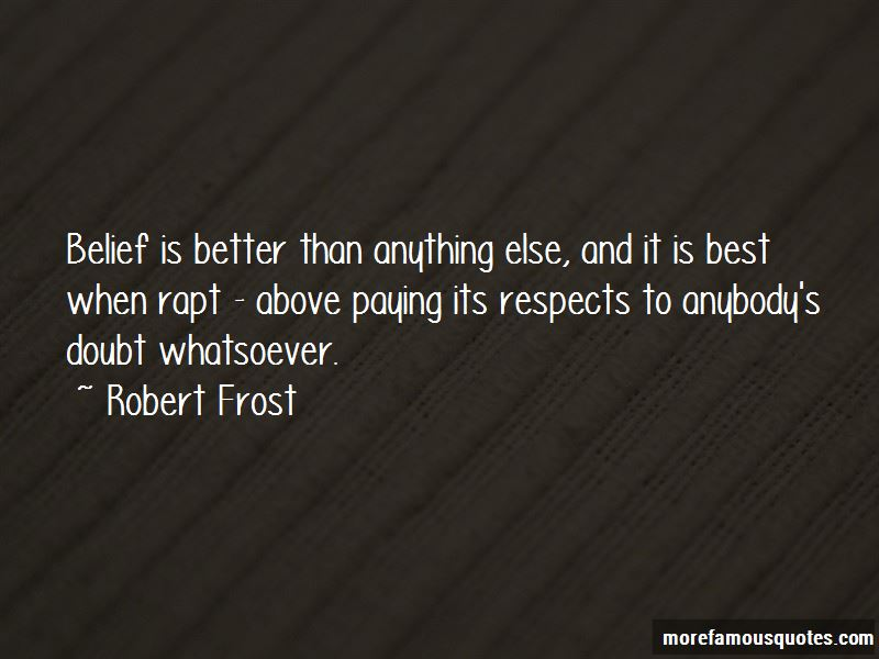 Doubt And Belief Quotes Pictures 3