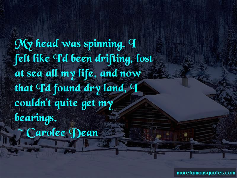 Drifting Quotes Pictures 3