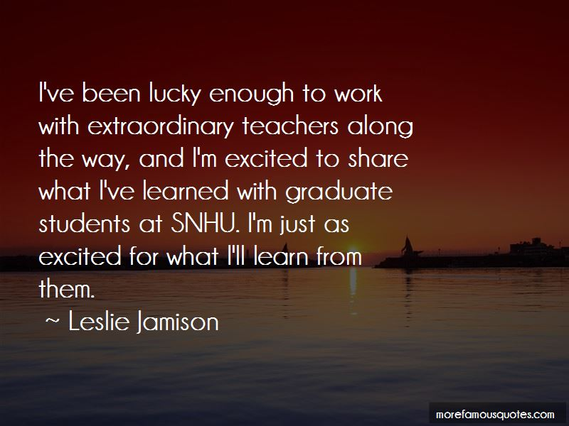 Quotes About Extraordinary Teachers