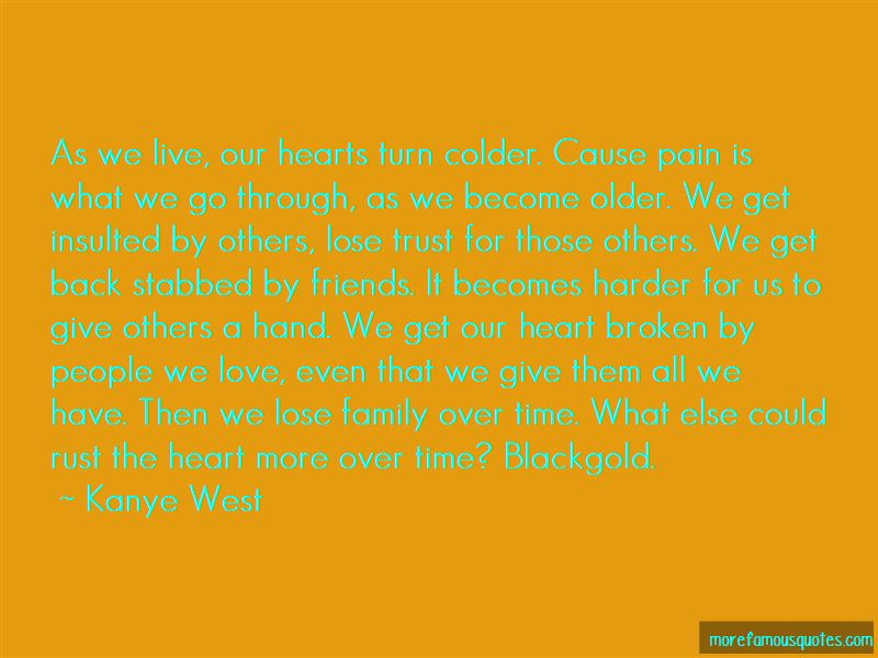 Quotes About Family Over Time