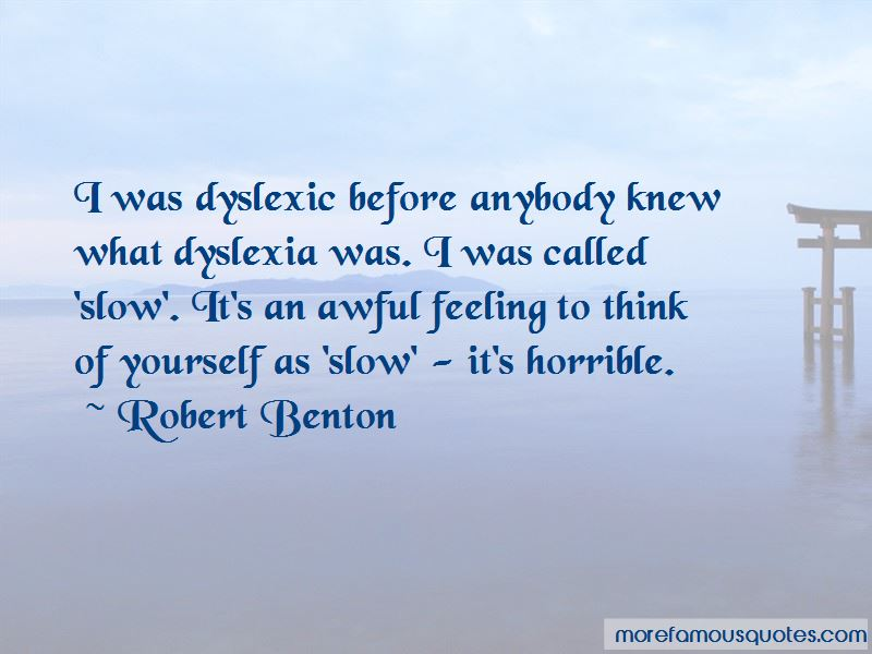 Quotes About Feeling Horrible About Yourself
