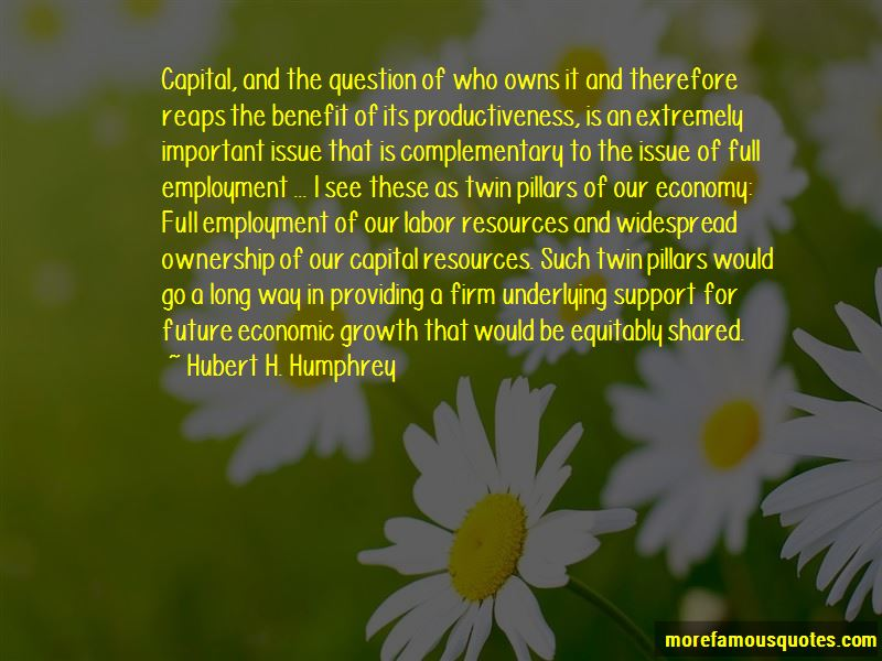 Quotes About Future Employment
