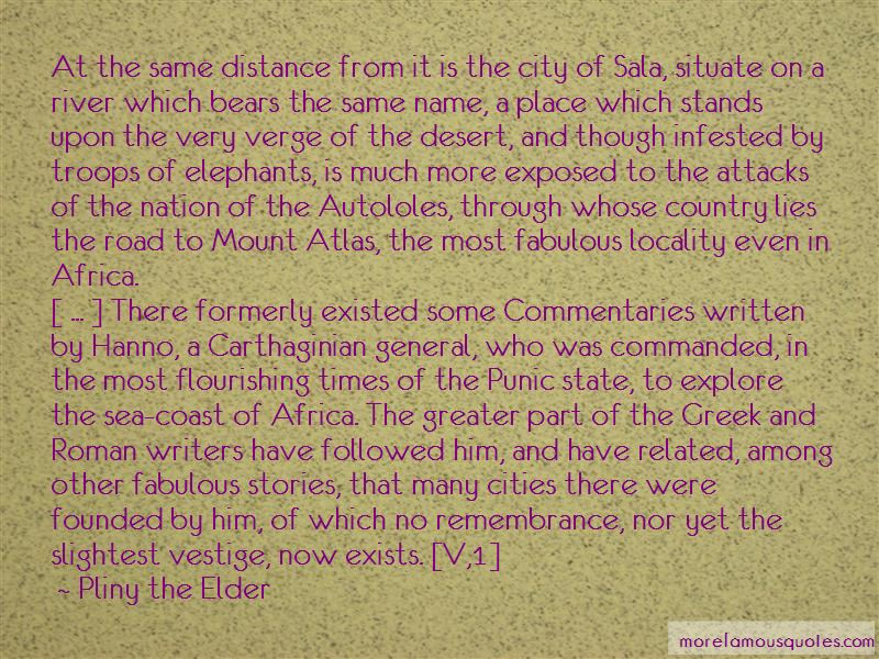 Quotes About Greek Atlas