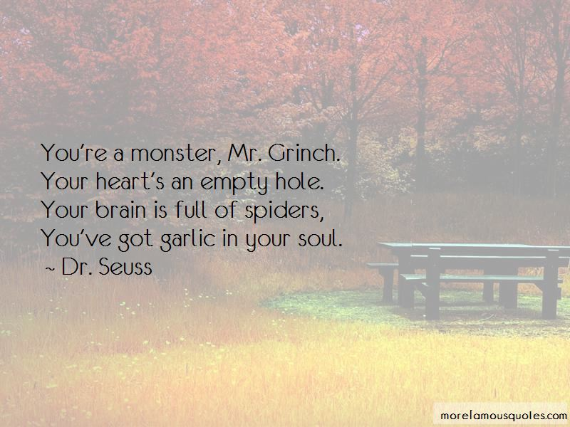 Quotes About Grinch