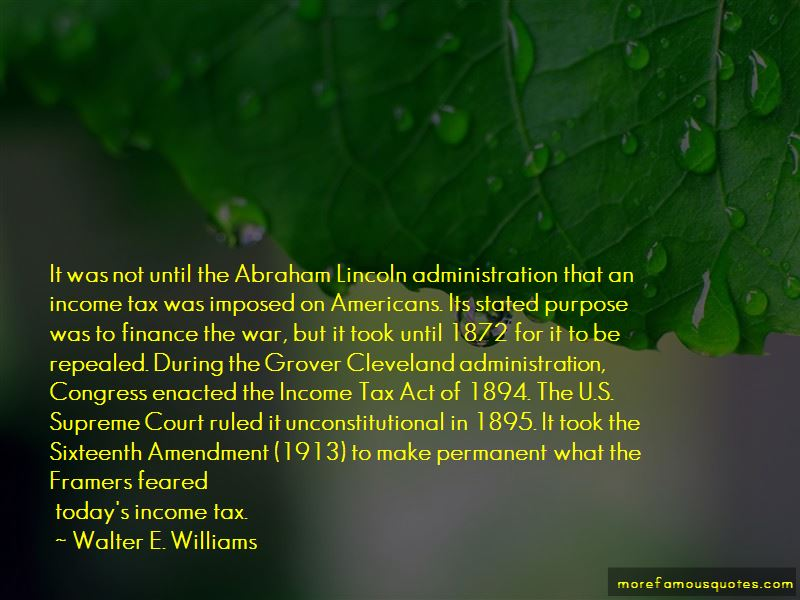 Quotes About Grover Cleveland Top 9 Grover Cleveland Quotes
