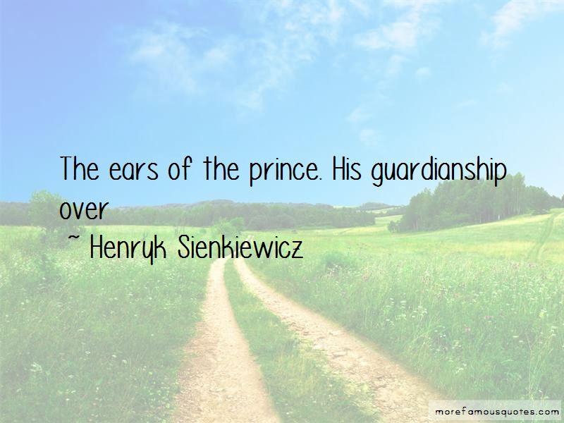 Guardianship Quotes Pictures 2