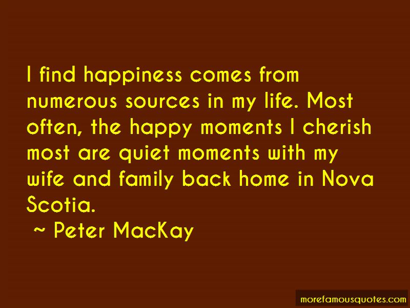 Quotes About Happy Moments With Family