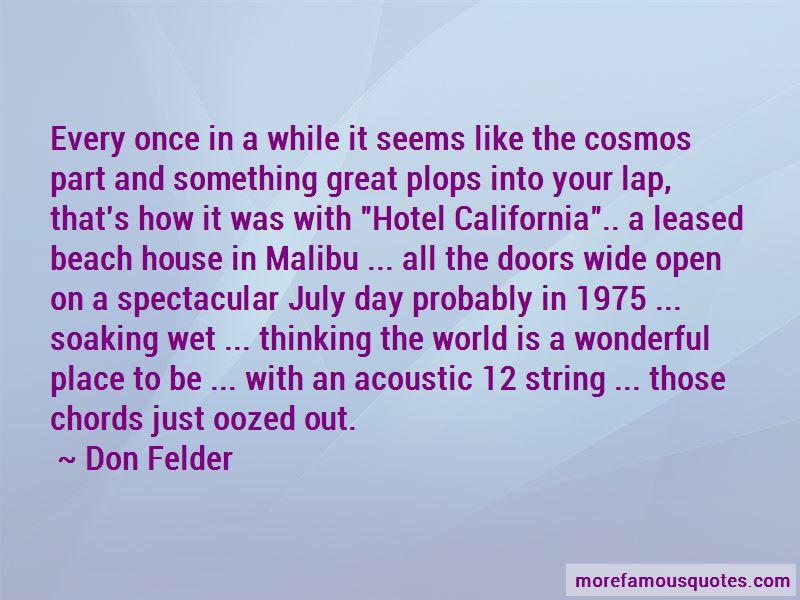 Hotel California Quotes Pictures 3