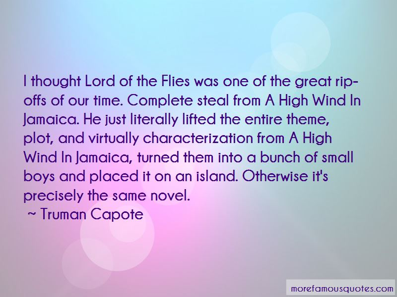 Lord Of The Flies Quotes | Quotes About Island In Lord Of The Flies Top 4 Island In Lord Of