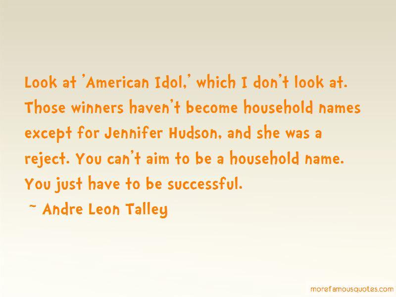 Quotes About Jennifer Hudson