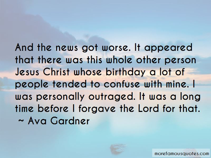 Quotes About Jesus Christ Birthday