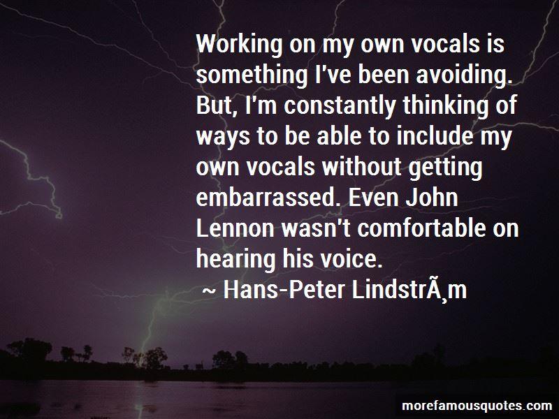 Quotes About John Lennon