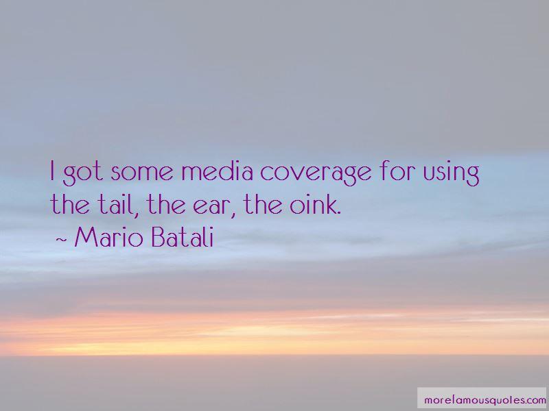 Media Coverage Quotes Pictures 3