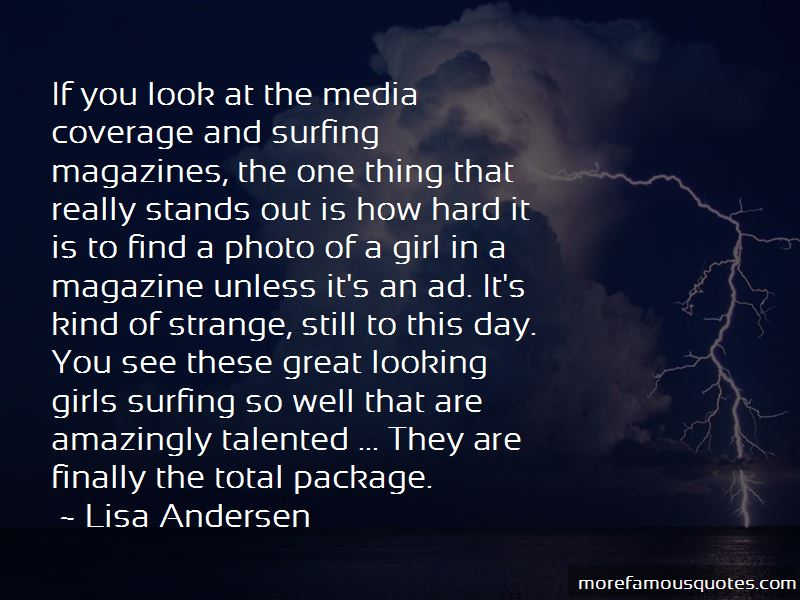 Quotes About Media Coverage