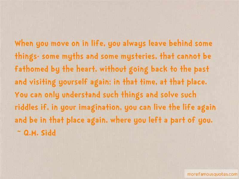Move On In Life Quotes Pictures 2