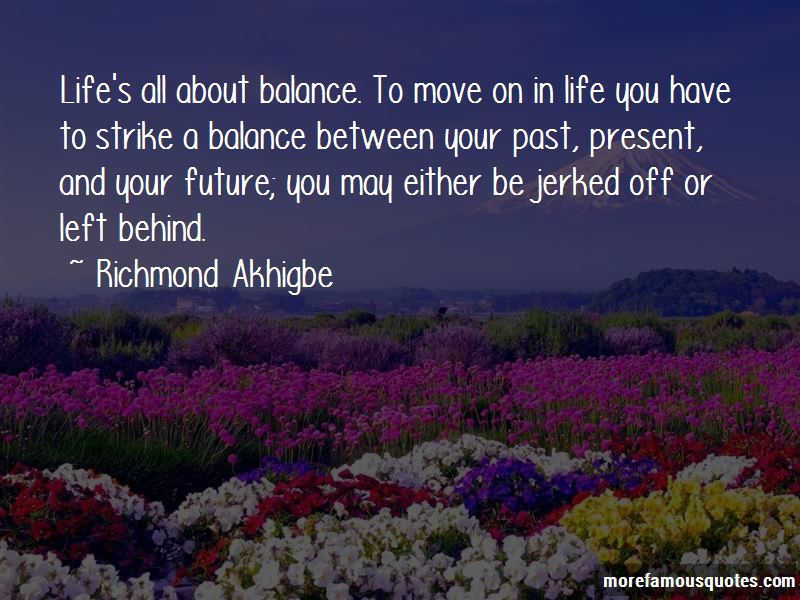 Move On In Life Quotes Pictures 3