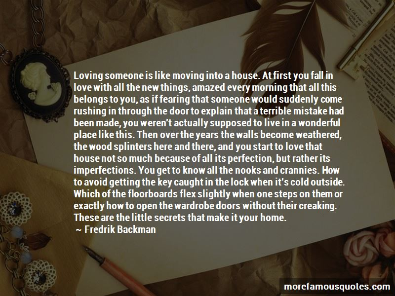 Quotes About Moving Into A New Place