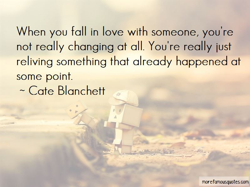 Quotes About Not Changing Someone You Love