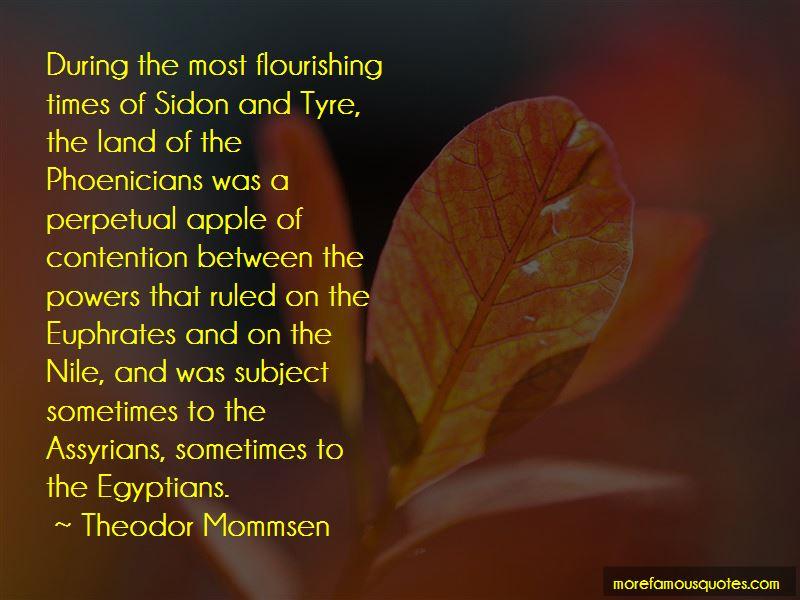 Quotes About Phoenicians