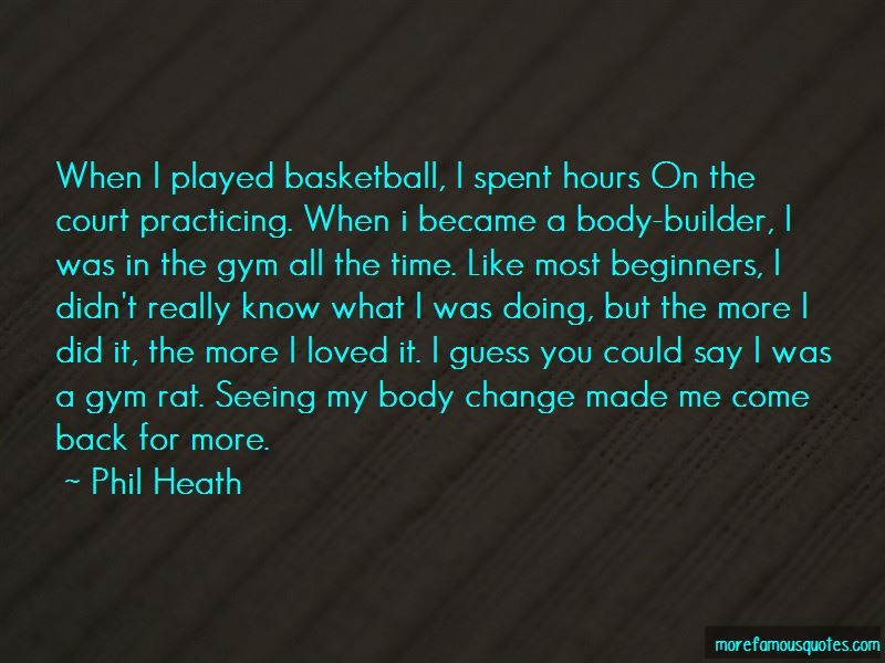 Practicing Basketball Quotes Pictures 2