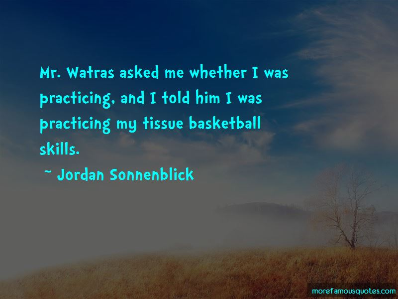 Quotes About Practicing Basketball