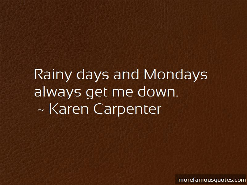 Quotes About Rainy Days And Mondays