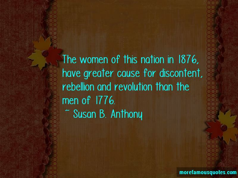 Rebellion And Revolution Quotes Pictures 2