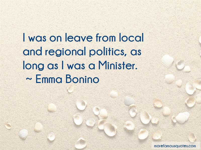 Quotes About Regional Politics