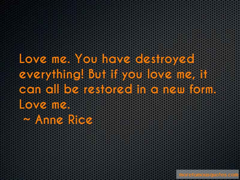 Restored Love Quotes Pictures 2