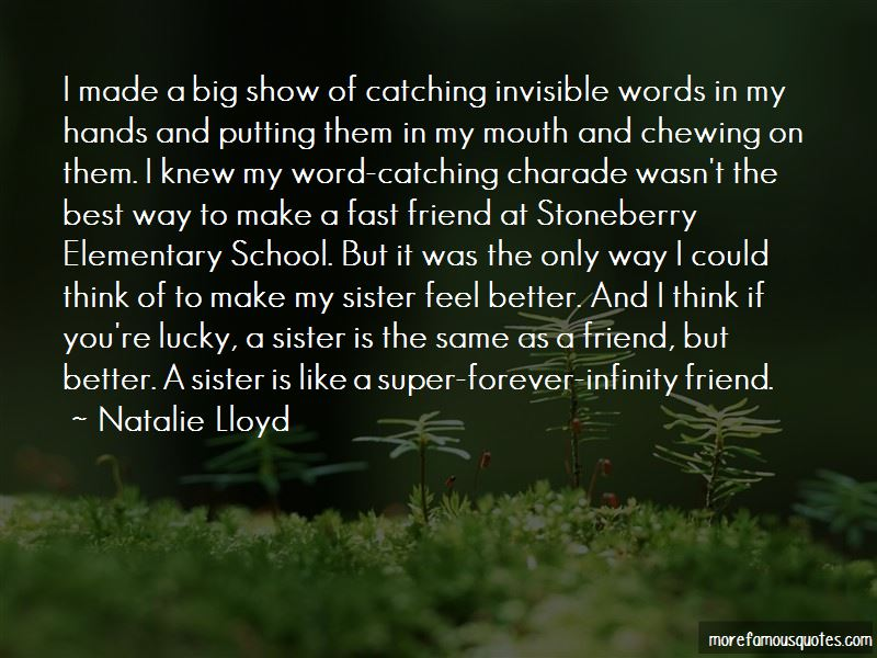 Quotes About Sister And Best Friend