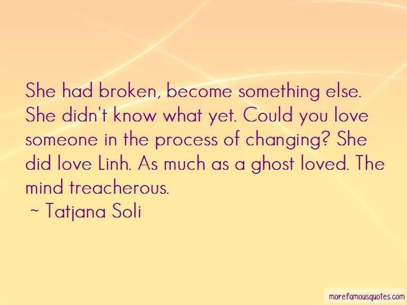 Quotes About Someone You Love Changing