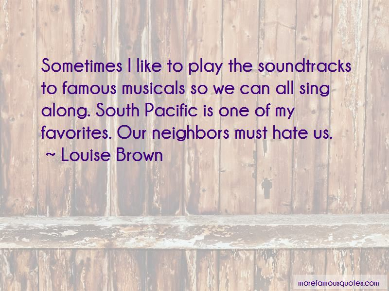 Quotes About South Pacific