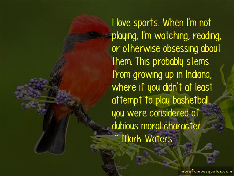 Quotes About Sports And Character