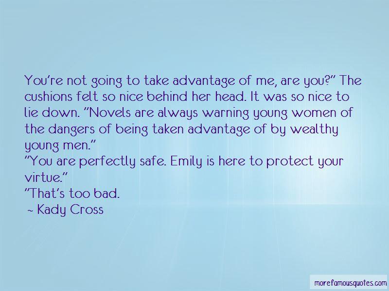 Quotes About Taken Advantage Of: top 73 Taken Advantage Of ...