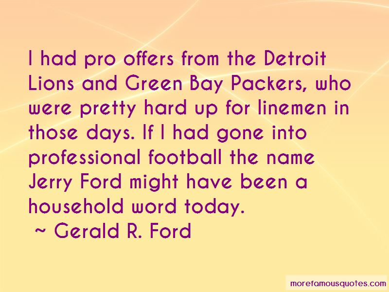 The Detroit Lions Quotes Pictures 2