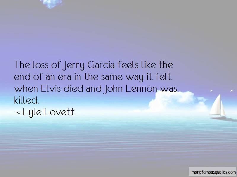 The End Of An Era Quotes Pictures 4