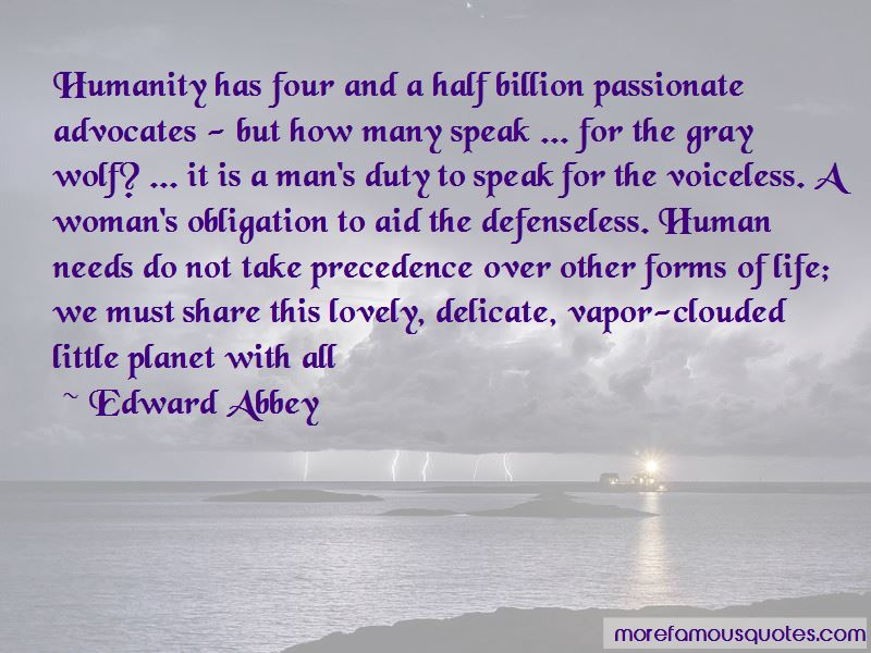 Quotes About The Gray Wolf