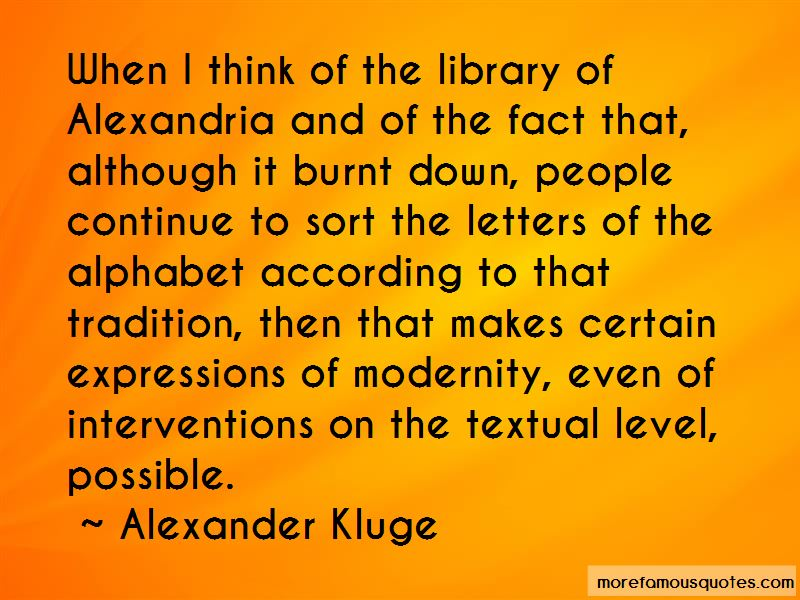 The Library Of Alexandria Quotes Pictures 2