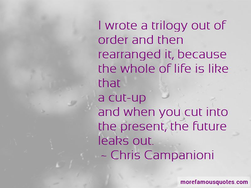 Trilogy Quotes Pictures 2