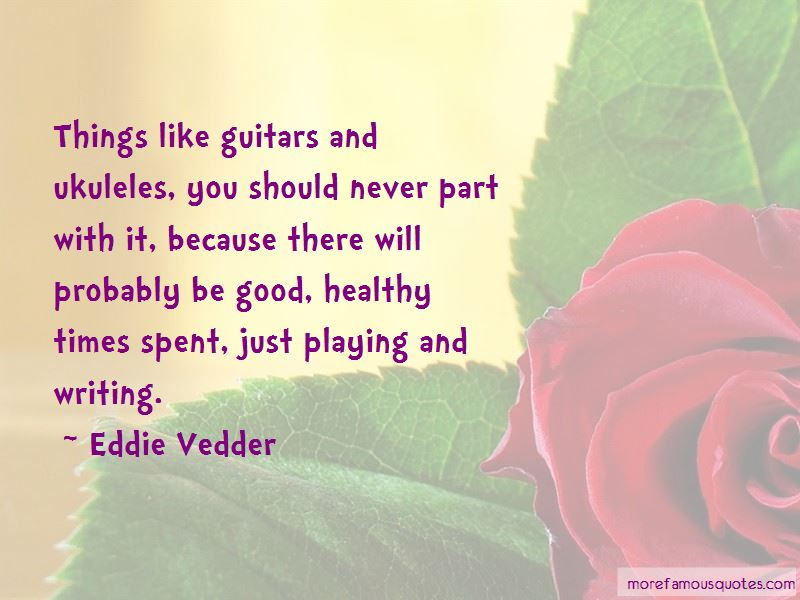 Quotes About Ukuleles