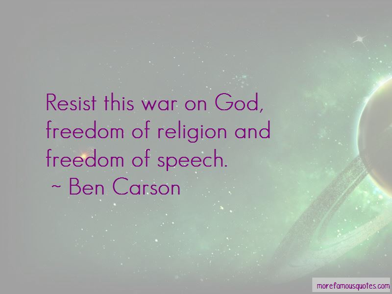 Religion In War Quotes Pictures 3