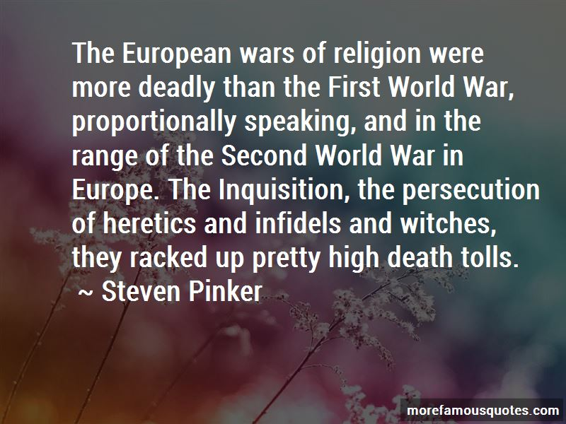 Religion In War Quotes