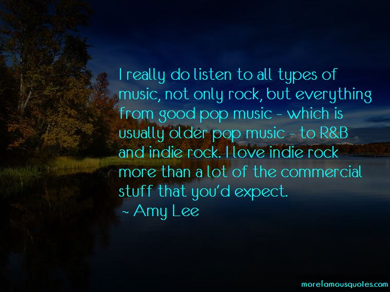 Rock Music Love Quotes