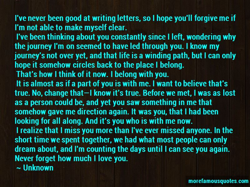 Short Love Dream Quotes