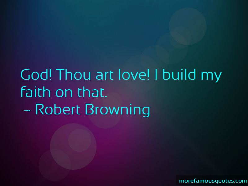 Thou Art Love Quotes