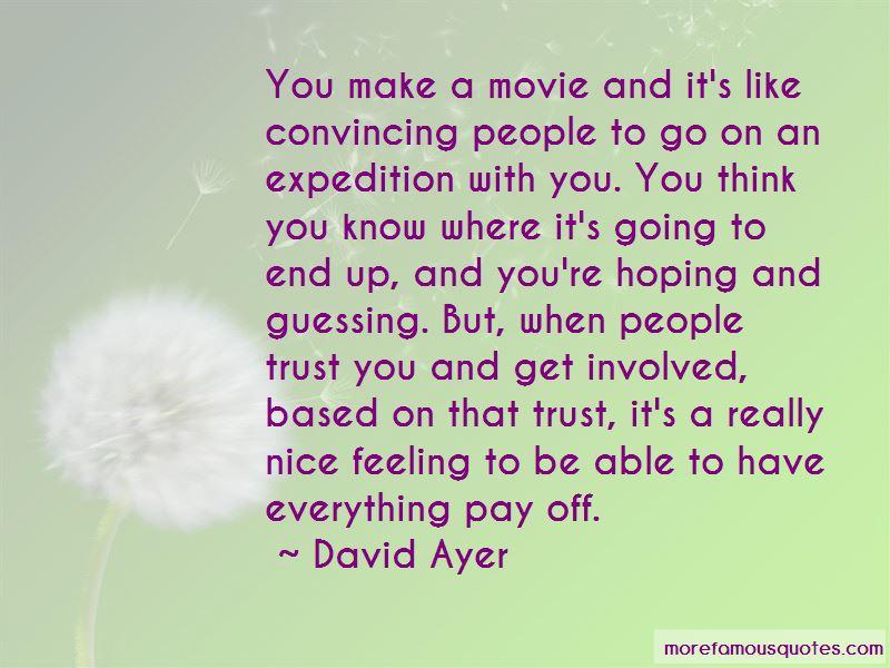 Trust Me Movie Quotes Pictures 3
