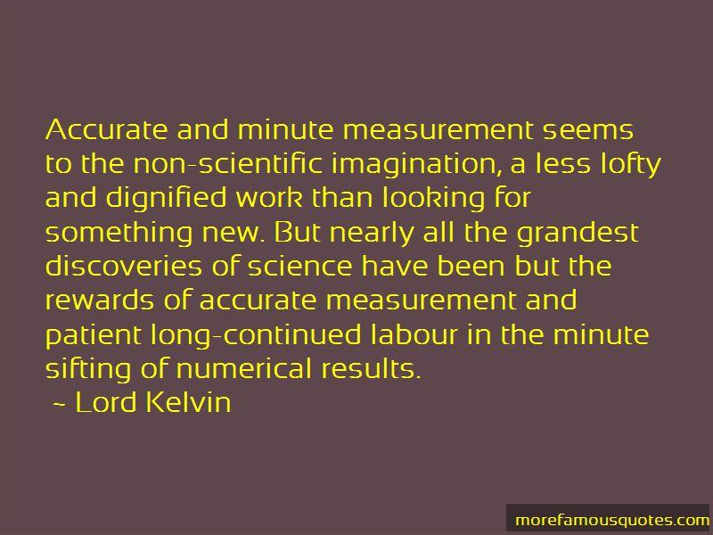 Work Measurement Quotes Pictures 2