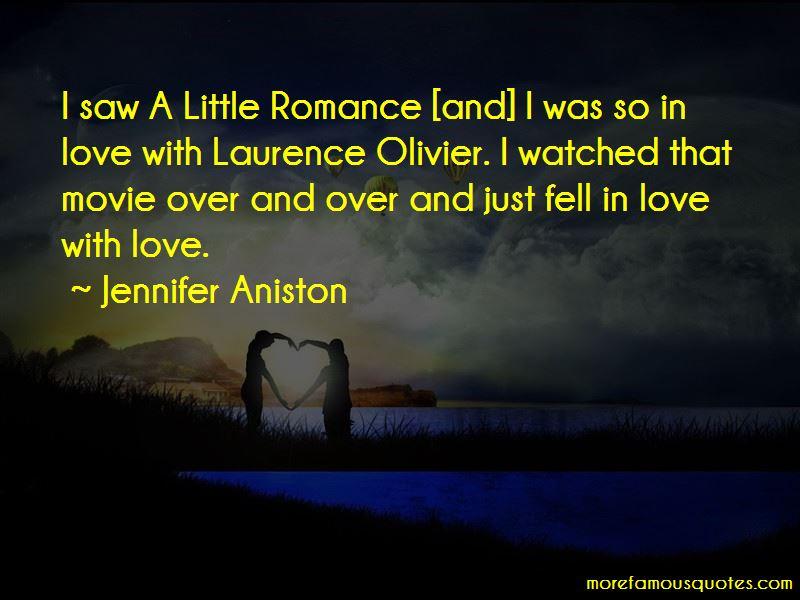 A Little Romance Quotes