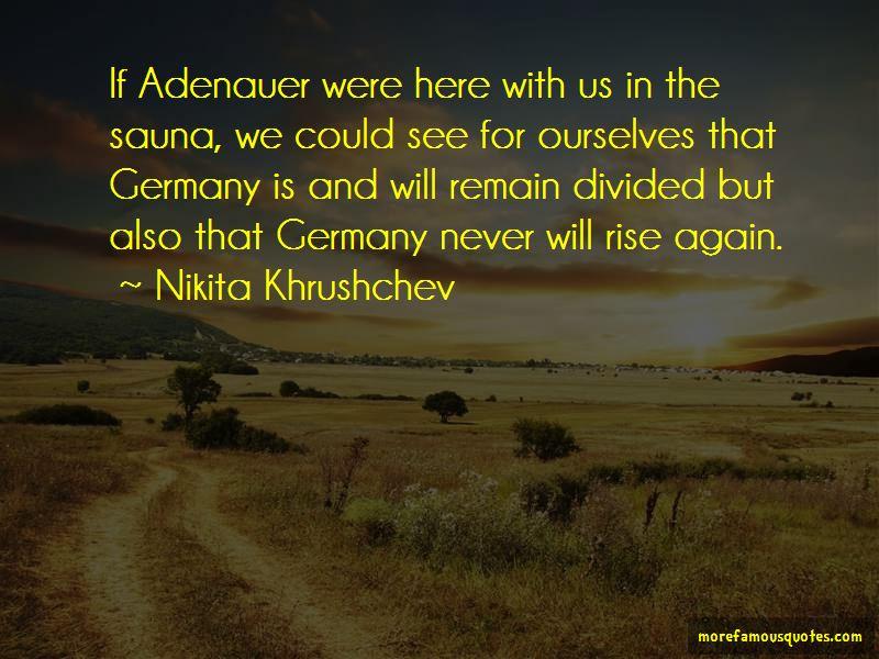 Adenauer Quotes Pictures 2