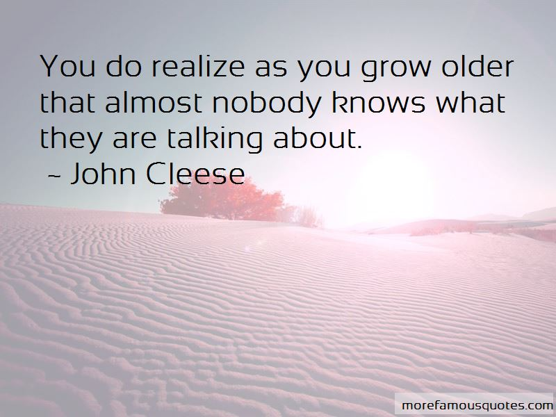 As You Grow Older Quotes
